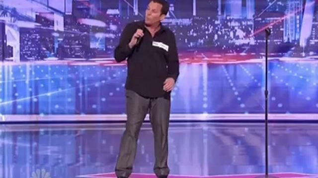 Dave Burleigh, 43 ~ America's Got Talent 2012, San Francisco Auditions-0