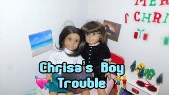 Chrisa's Boy Trouble - American Girl Doll Stop Motion