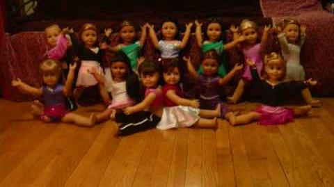 My 100th American Girl Video Celebration Dance!