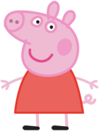Peppa Pig Transparent PNG Image
