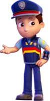 Ryder Policía