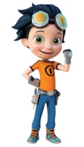 RR Rusty Rivets
