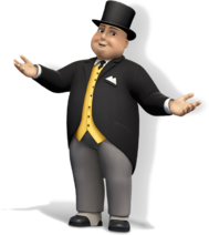 T&F Sir Topham Hatt