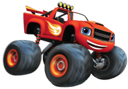 Blaze the Monster Truck