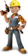 Bob the Builder Redesign