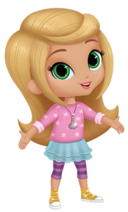 Shimmer and Shine - Leah