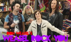 WeaselRockYou