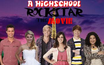 A High School Rockstar The Movie