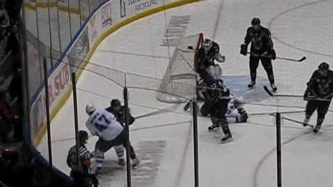 Toronto Marlies vs Manitoba Moose @Ricoh Coliseum (April 10 2009)- Marlies in 10 Minute