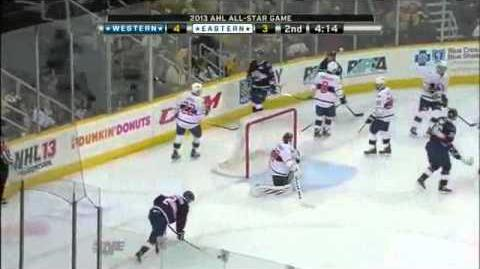 2013 AHL All Star Game Highlights