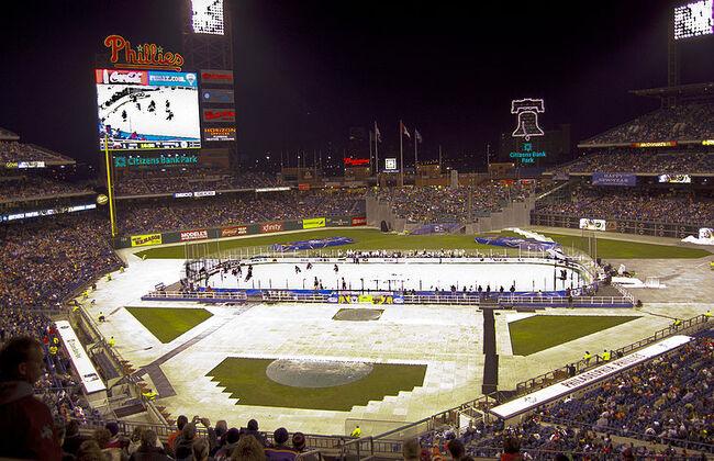 2012 AHL Winter Classic CBP Philadelphia
