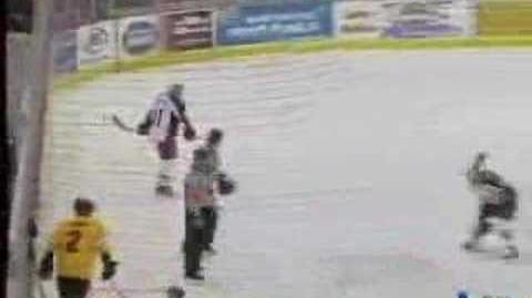 Wilkes-Barre Scranton Penguins @ Syracuse Crunch 12-27-07