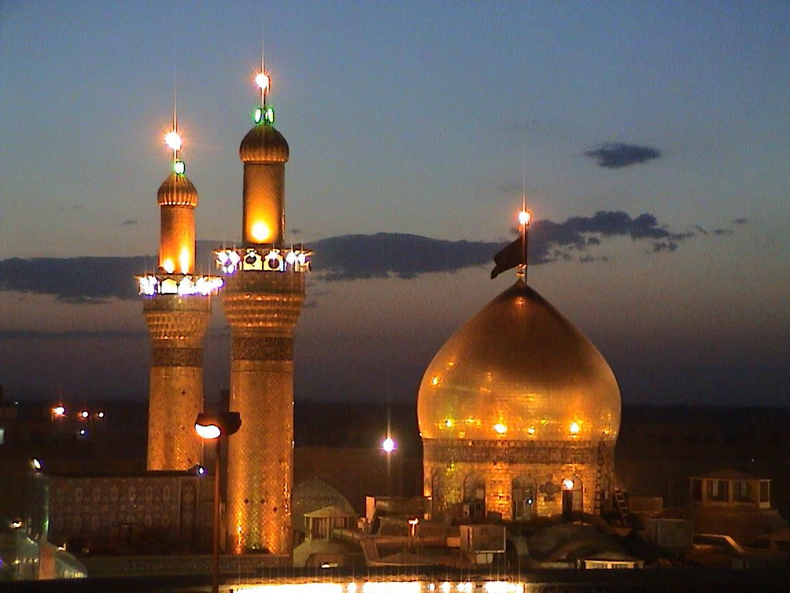 Image Shrine Of Hazrat Imam Hussain A S Karbala Iraq1152