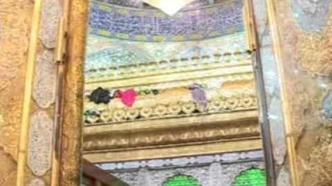 Najaf e Ashraf Manazer Ziarat Roza of Imam Ali Hazrat Adam and Hazrat Nuh AS documentary film