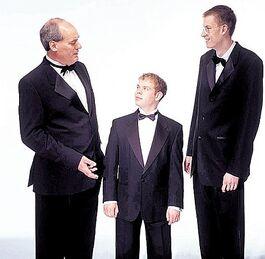The Three Geniuses