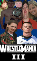 WrestleMania 3 Promotional Poster (2) copy