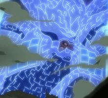 Susanoo Kurama (Madara Uchiha - Anime)