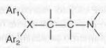 Fórmula antagonista de receptor H1