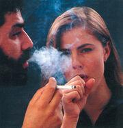 Tosse tabagismo