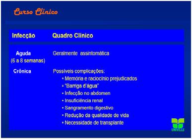 Curso clínico