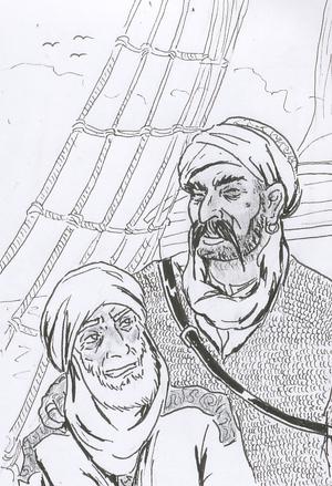 Omar and akbar by shabazik-d4amok9