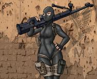 Militen aquila aurea sniper by shabazik-d762g38