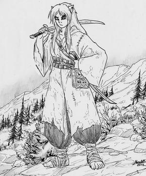 Kanyiko the Half K'Nir