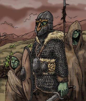 Polforia - Orc Family