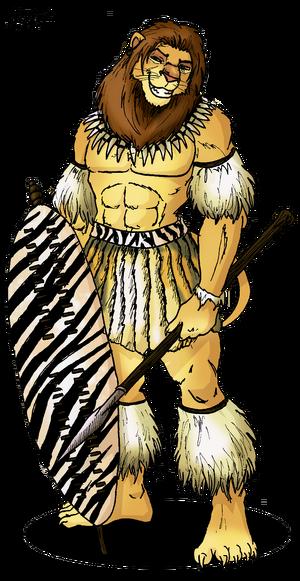 Loranor Leonid Warrior ALTERNATE