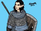 Grey elf