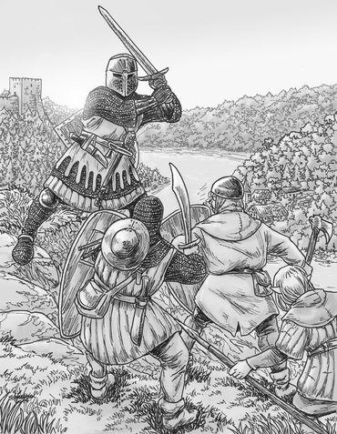 Robber knight by shabazik-dbn00kv