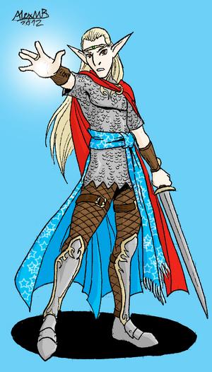 Elf champion by shabazik-d5hclcu