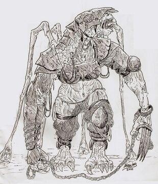 Beast of war by shabazik