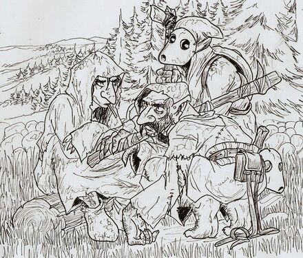 Coyshy goblin tribe by shabazik-d5dtqvv