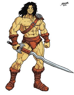 Kanyiko - Bog-Man, master of the Universe