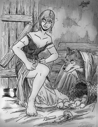 Kanyiko - Werewolf Witch Hunt
