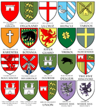 Heraldry of aiers by shabazik-db1txvt
