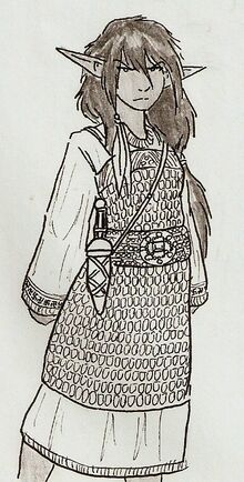 Koyonko dark elf officer by shabazik-d30bdw6