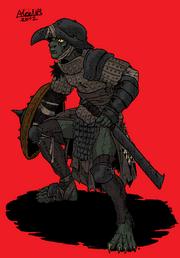 Orc Polforia infantryorc