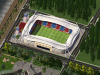 Montero Stadium daytime