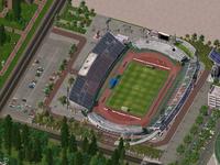 Koalas Stadium daytime