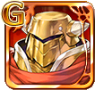 Ultimate Gold Armor Icon