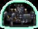 Black Droid Sprite