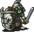 Orc Shielder Sprite