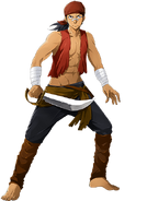 Pirate Minion Render
