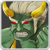 Heavenly King of Overpowering Winds Icon