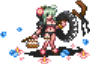 Maya (Swimsuit) CC Sprite