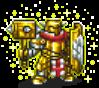 Ultimate Gold Armor Sprite
