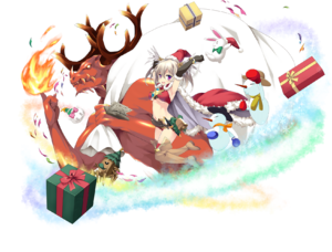 Solano (Christmas) AW Render