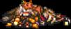 Renarde (Halloween) Death Sprite